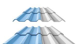 Supplier Atap UPVC Rooftop Harga Murah Permeter Warna Doff